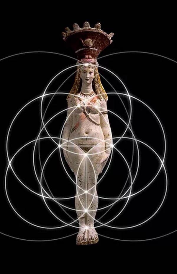 magdalene isis priestess