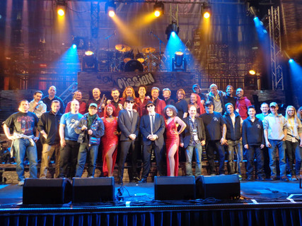 Live in Switzerland, Blues Brothers Approved Theatre tour