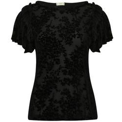 The Black Lace 'T'