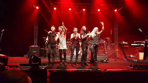 Live in Istanbul 2017 with Devilfire
