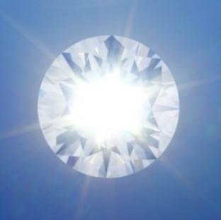 PROTECT WITH DIAMOND LIGHT & BLUE RAY