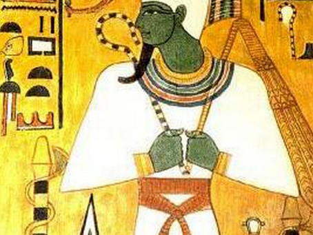 SONS AND DAUGHTERS OF ISIS,  OSIRIS SPEAKS