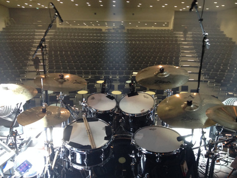 Switzerland Tour with The Blues Brothers Tour