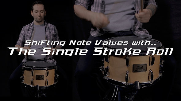 Shifting Gears with Singles - Shifting Gears Drum Lesson