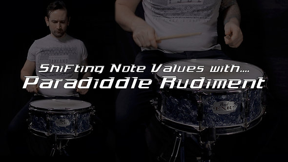 Shifting Gears with The Paradiddle - Shifting Gears Drum Lesson