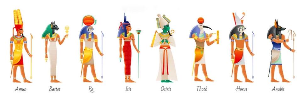 eyptian priestess