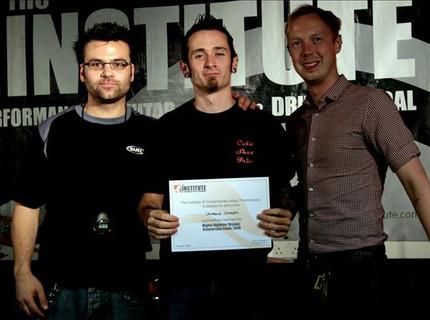 Scholarship award 2009