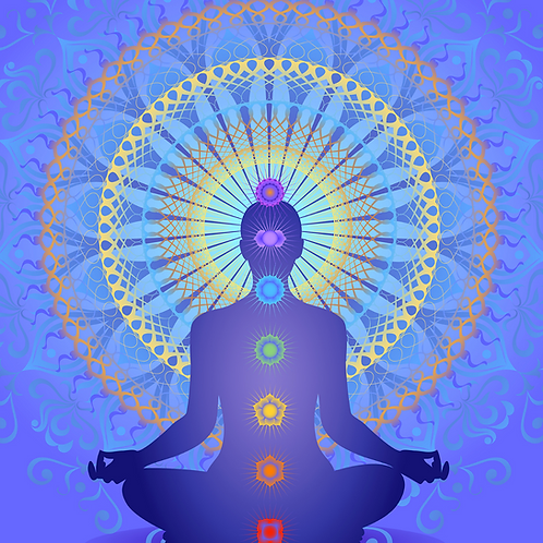 DEEP CHAKRA BALANCE - FRUITS OF LIFE