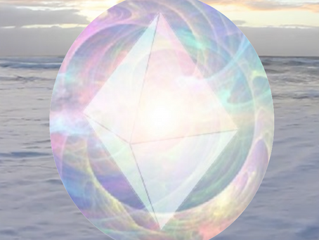 THE DIAMOND AND MERKABA PYRAMIDS