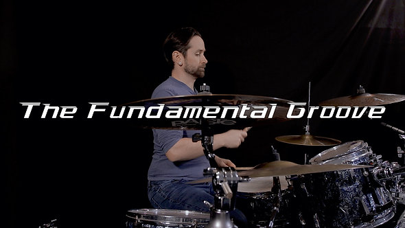 The Fundamental Groove - Drum Lesson