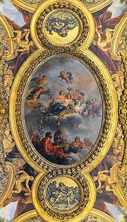 Divine Feminine portal at Versailles