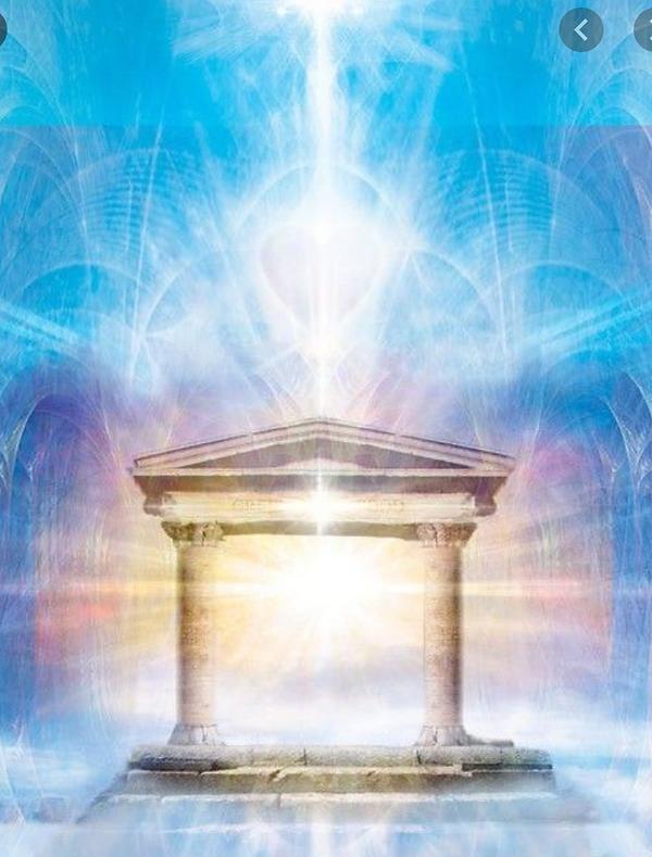 temple Isis prayer