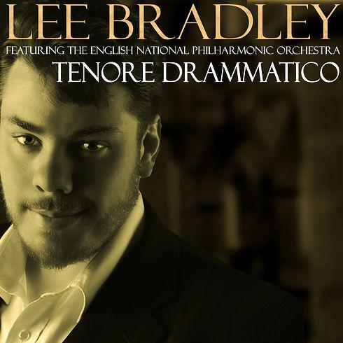 Lee Bradley album cover