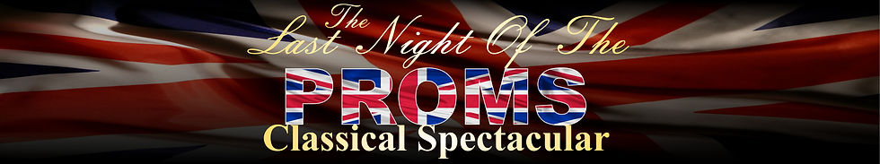 The Last Night Of The Proms Classical Spectacular