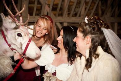 Reindeer2Hire weddings