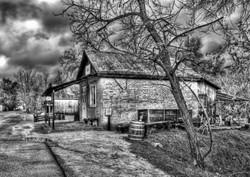 Sutter's Mill I_LYP8371-75BW The Gun Shop