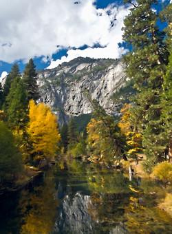 Fall On The Merced