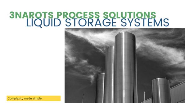 Liquid Storage Catalog
