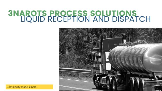 Liquid Reception Dispatch Catalog