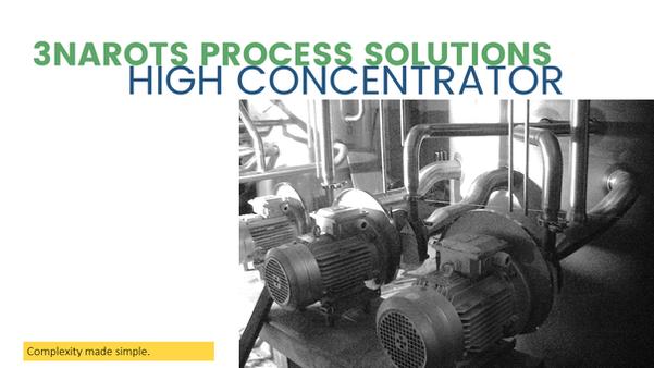 High Concentrator Catalog