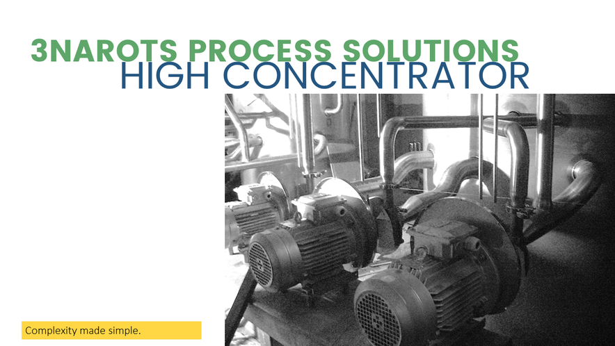 6. High Concentrator Catalog