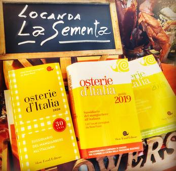 Osterie d'Italia Locanda La Sementa