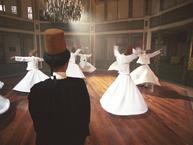 Whirling Dervishes, Konya