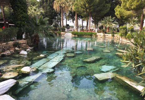 Cleopatra Pool, Hierapolis