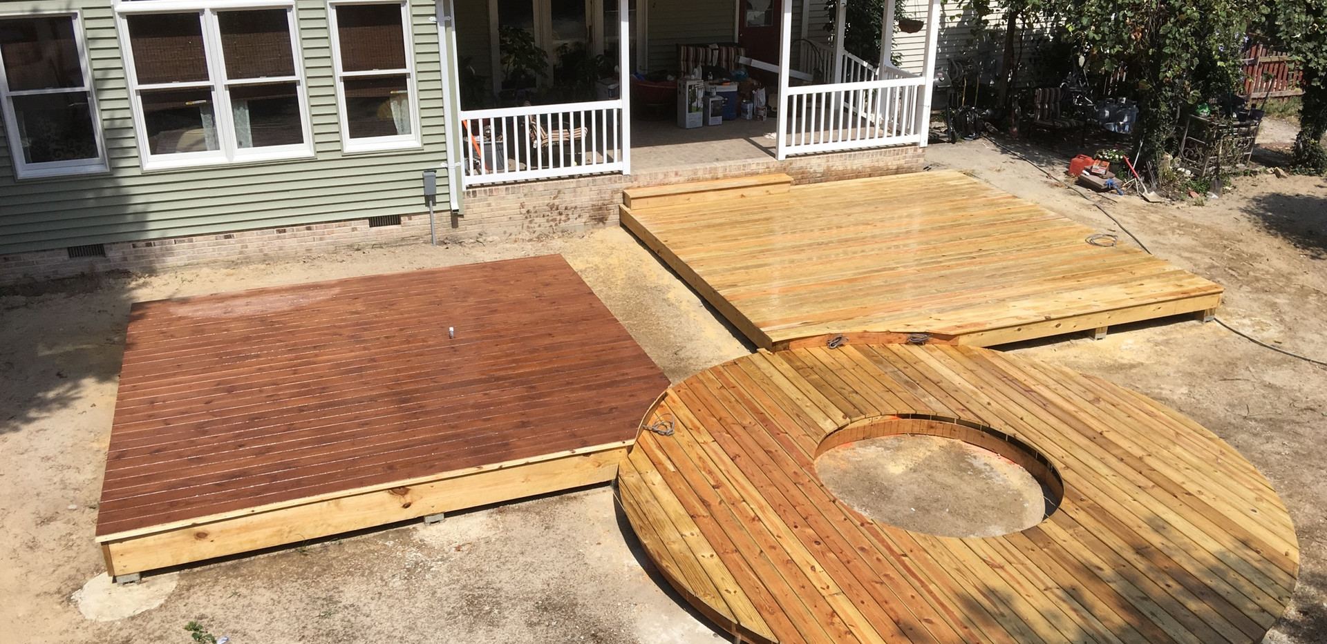 OC Home Services Decks & Porches