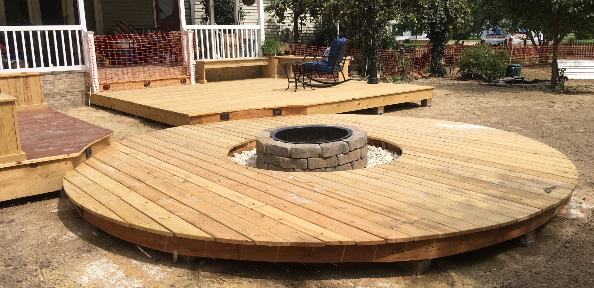 OC Home Services Fire Pits