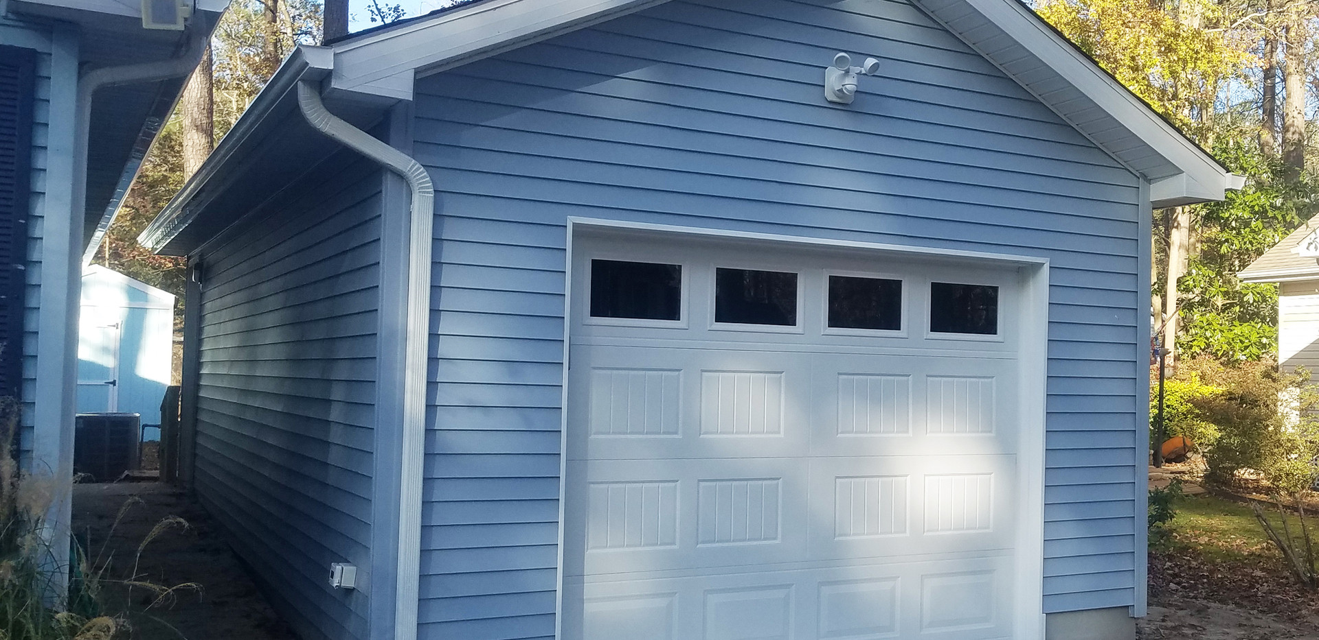 OC Home Services Garages