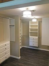 OC Home Services Closet Organizer