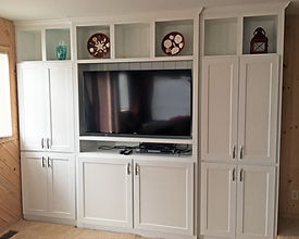 OC Home Services Custom Cabinets