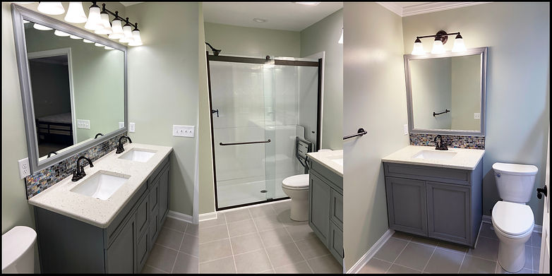OC Home Services Bathroom Remodeling