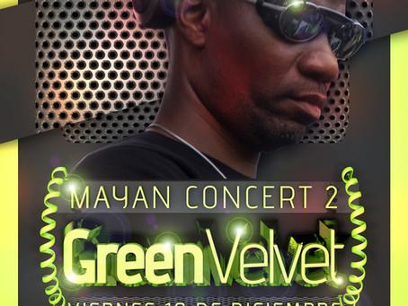 Green Velvet en México