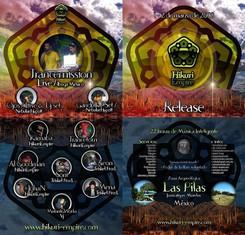 Hikuri Empire Release Party
