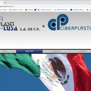 Plastilusa & Ciberplastic | Sitio web