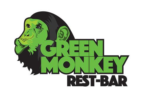 Green Monkey Rest-Bar