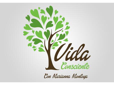 Vida Consciente | Logotipo y banner para Facebook