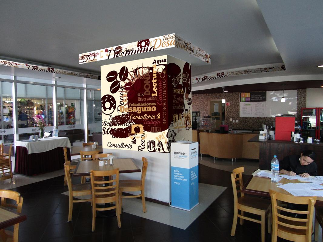 SGI Cafetería