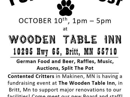 Furtober Fest at Wooden Table Inn!