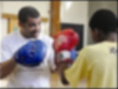 boxing coaching, Leroy Nicholas, SweetScience