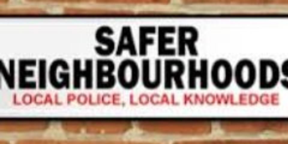 Safer Neighbourhood Board Public Meeting