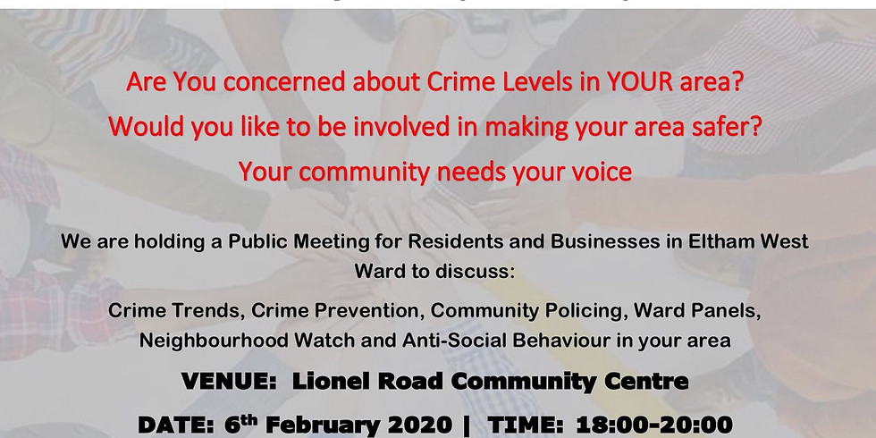Eltham West Police & Community Event