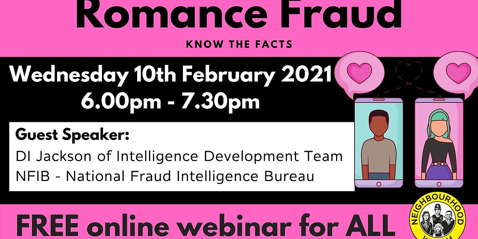 Romance Fraud - The facts