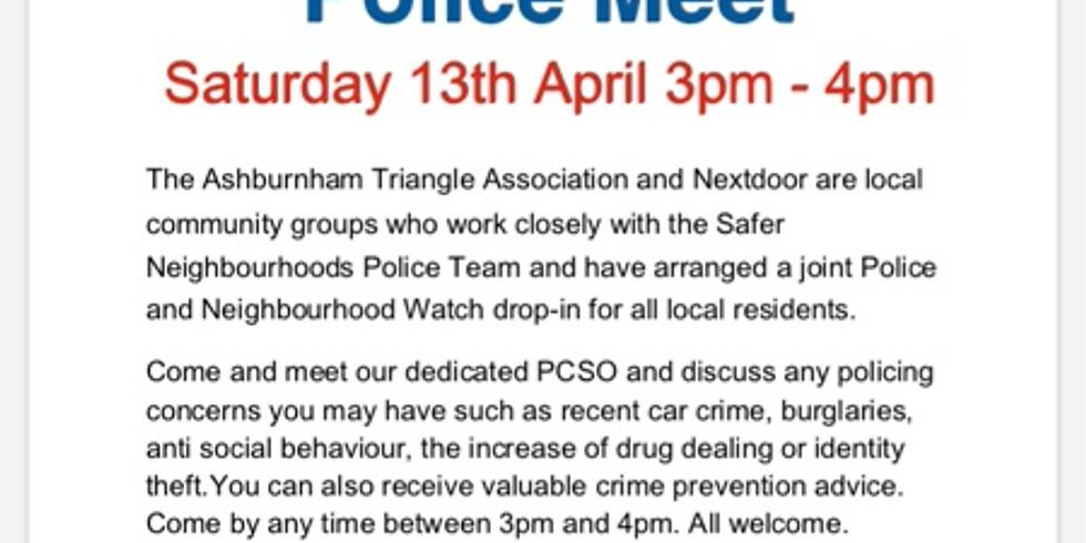 Safer Neighbourhood Police Meet