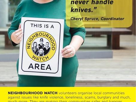 Be Inspired this Neighbourhood Watch Week