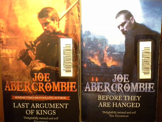 JOE ABERCROMBIE - THE FIRST LAW TEIL 1-5