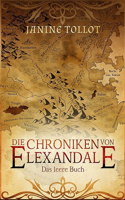 Fantasy Landkarte