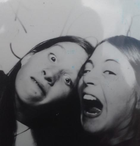 Nora und ich